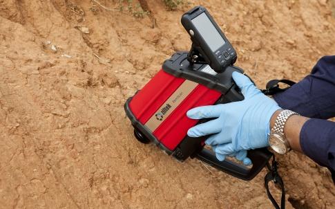 soil scanner