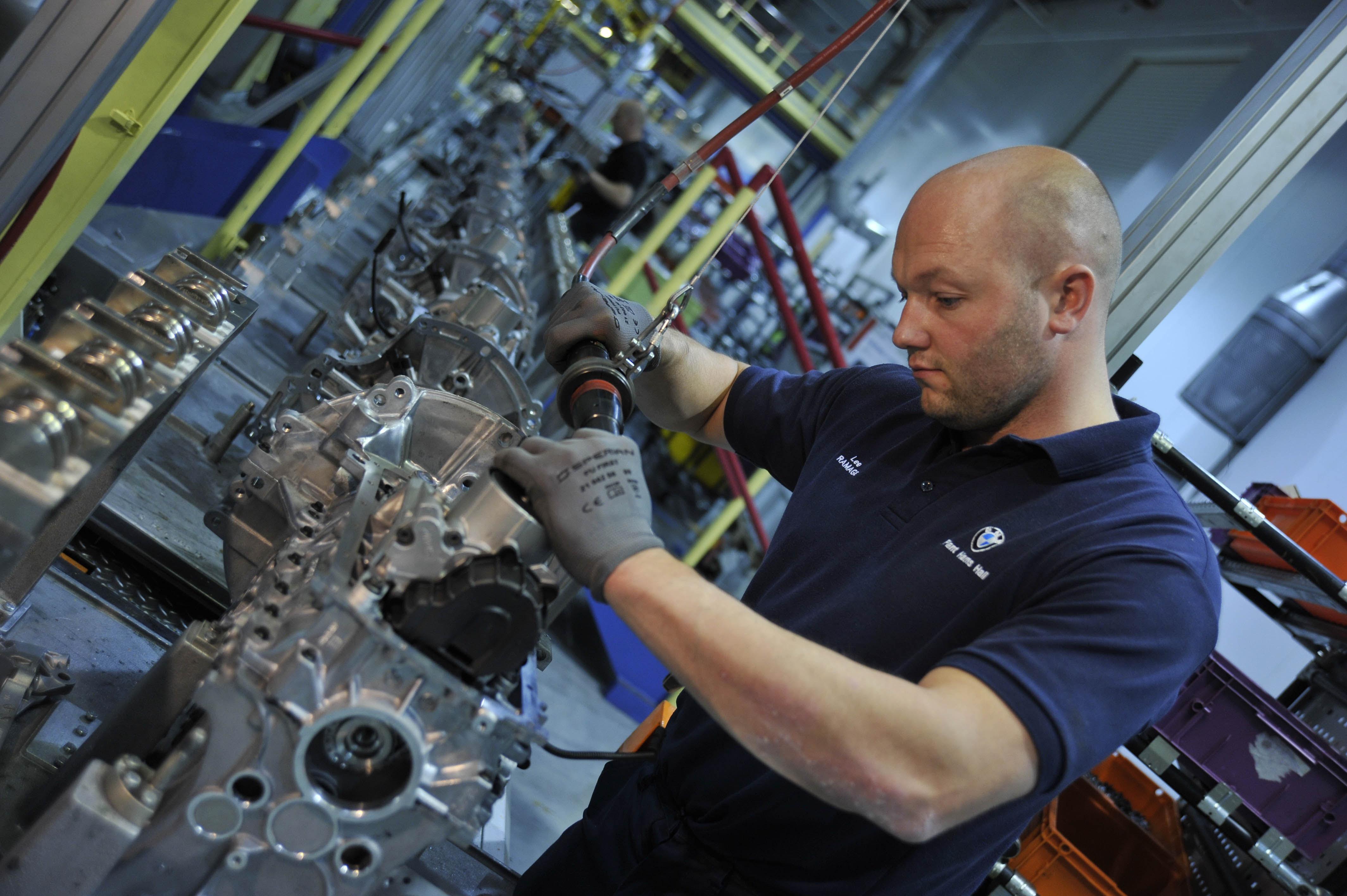 BMW Mini plant