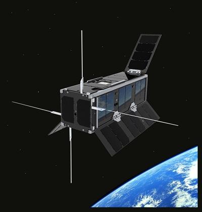 Clyde Space Cubesat
