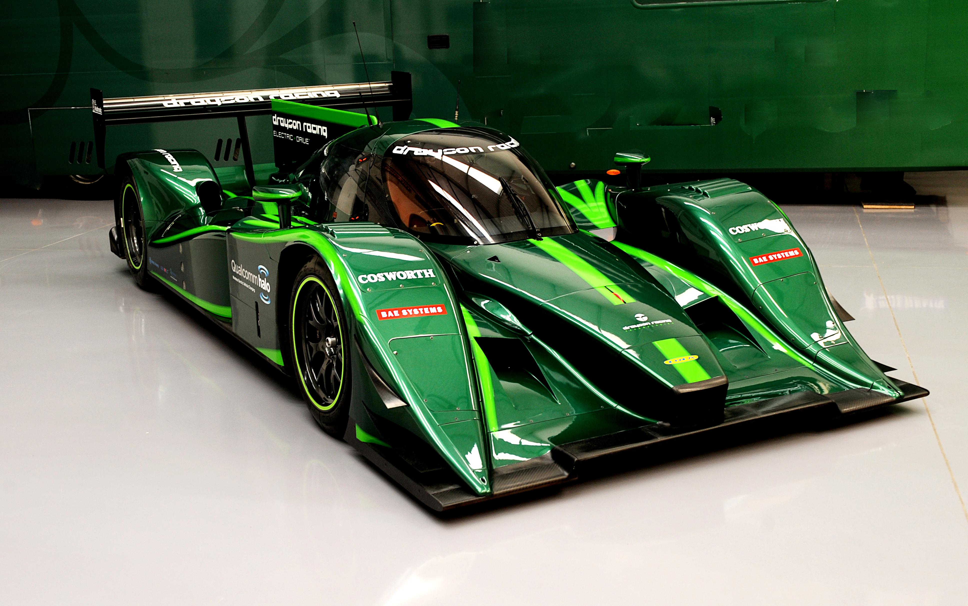 Lola-Drayson Electric Racecar