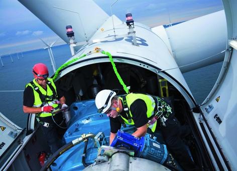 wind_turbine engineering maintenance