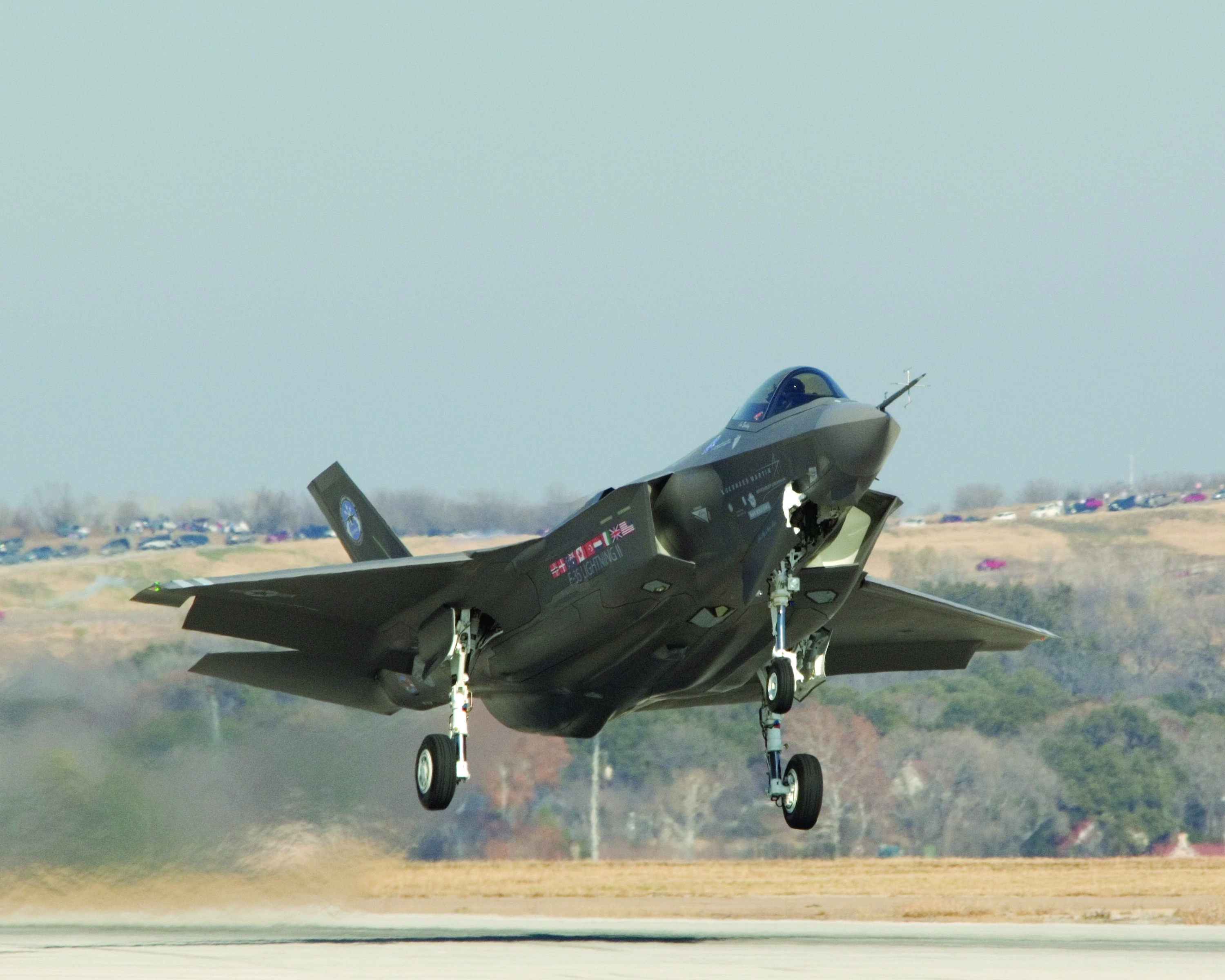 Manufacturing the F35