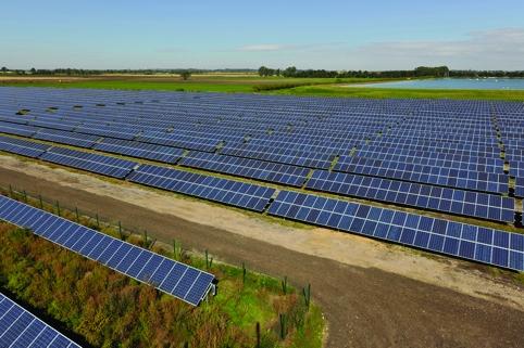 Solar Century's 5MW Chittering solar park