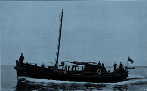 In its day the New Brighton lifeboat was the most powerful vessel of its kind in the world