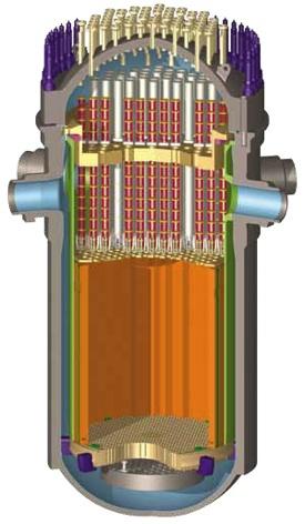 reactor vessel schematic