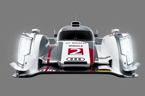 Williams supplied a KERS system for Audi's Le Mans car