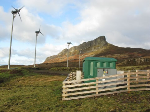 Flywheel storage is a promising solution to wind energy's intermittency issues