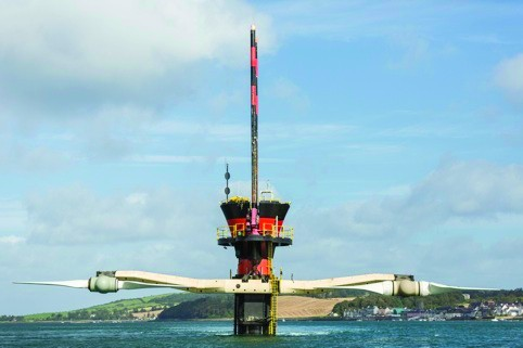 Systems like MCT's tidal generator are pushing the development of drives and motors