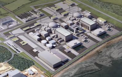 EDF Hinkley Point C nuclear power