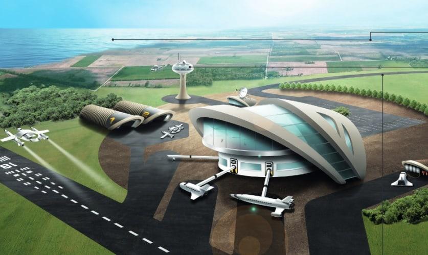 Does a UK space port actually make sense?