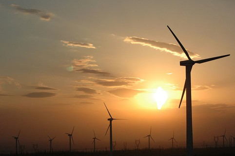 China Wind farm