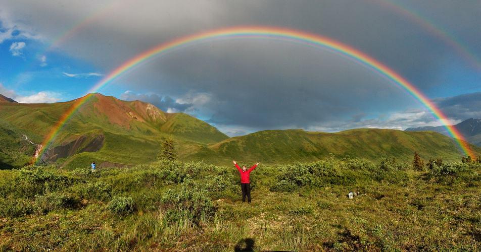 Rainbow diversity
