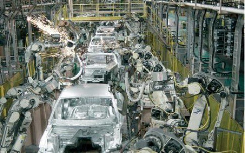 Automotive line