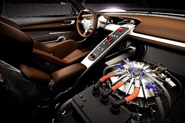 Porsche RS3