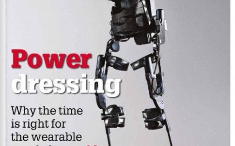 In this issue we take a look at the rise of the wearable exoskeleton