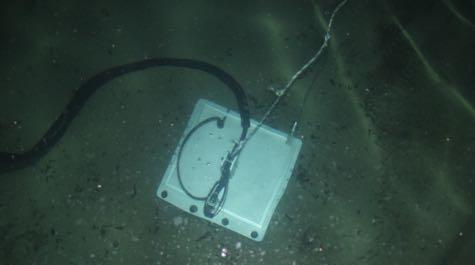 Underwater ROV