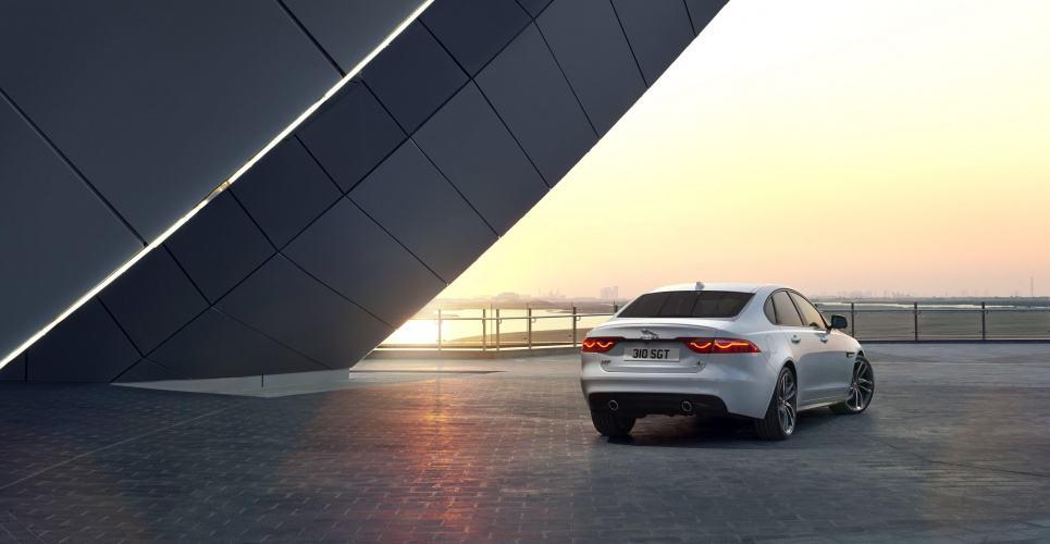 JLR Jaguar XF