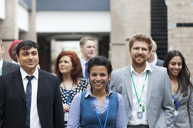 National Grid graduates diversity
