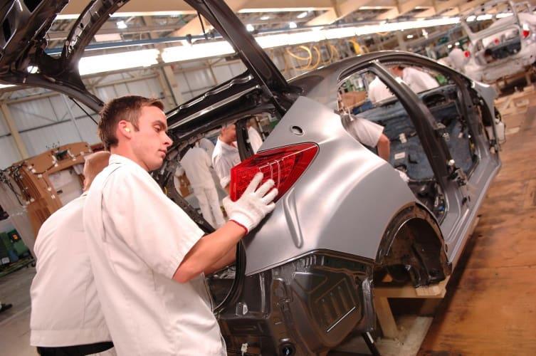 SMMT car factory