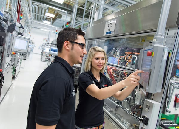 Bosch has 3,934 employees working at 42 locations in the UK