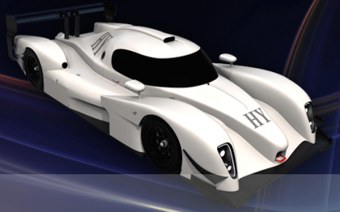 An automotive engine mostly made from plastic will be tested in a racing car in 2016
