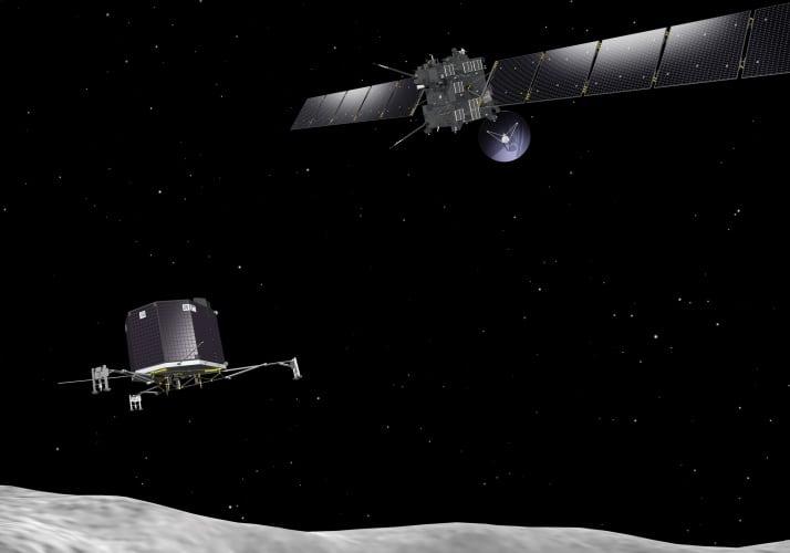 Rosetta/Philae