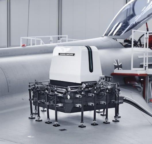 Composite machining 1