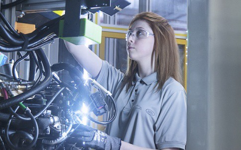 140 students on placement will work within Product Development