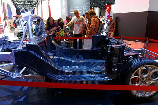 Many of the biggest names in the automotive industry participate in the programme.