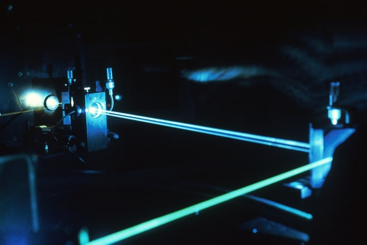 Lasers have a wide range of medical uses