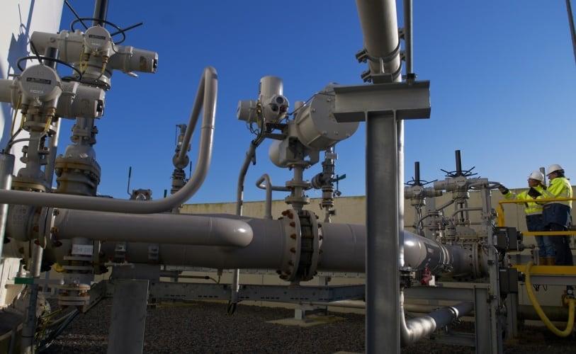Rotork at Dutch water treatment plant