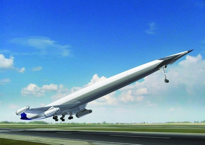 LAPCAT A2 supersonic