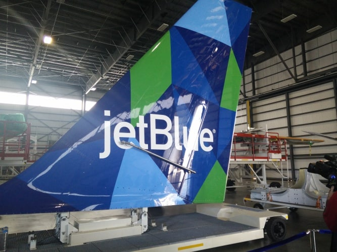 A JetBlue A321 will be the first plane to come off the line next year.
