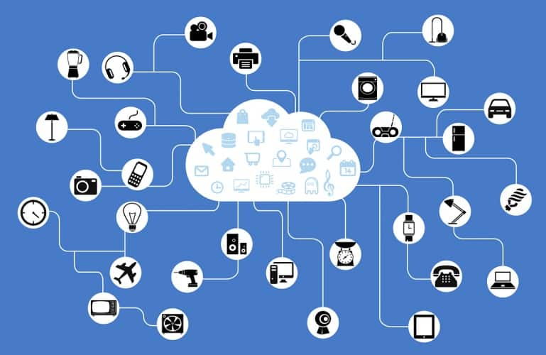 There are growing concerns that IoT devices may be vulnerable to online attack