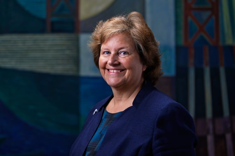 Dame Ann Dowling, president of the RAEng