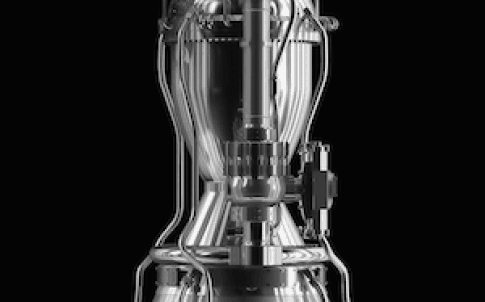 Raptorex 75,000lbf thrust engine