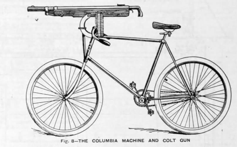 The Gun Bike