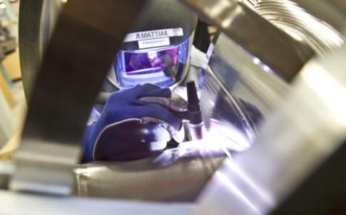 Turbine aero-engine frame manufacturing at GKN Aerospace