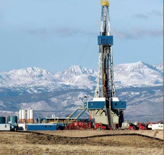 The fracking industry has grown in rapidly in the US in recent years