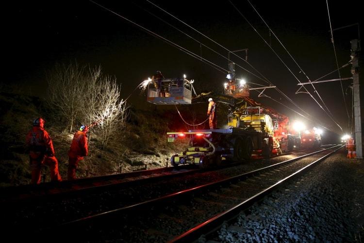 rail careers