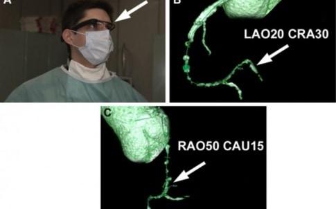 VR cardiology technique