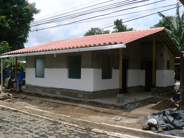 Award for Sustainability: Housing for Low-Income Communities in El Salvador (Arup)