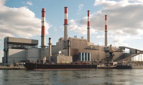 CCS plant
