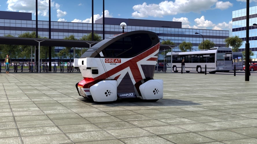 The LUTZ Pathfinder will soon begin trials in Coventry and Milton Keynes
