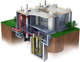 PRISM reactor
