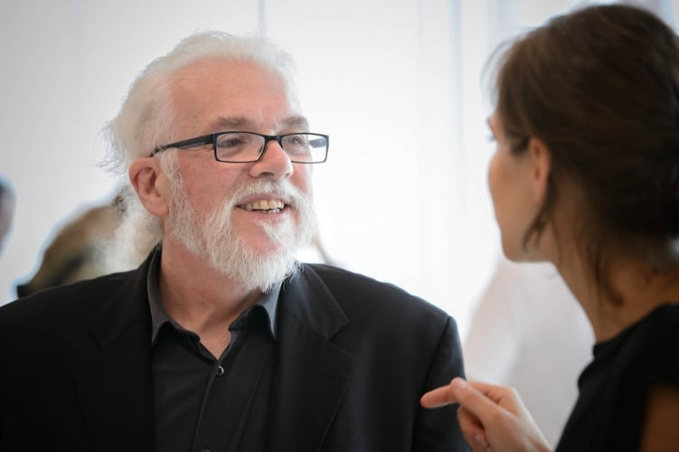 Prof Noel Sharkey (Credit: Stephan Röhl)