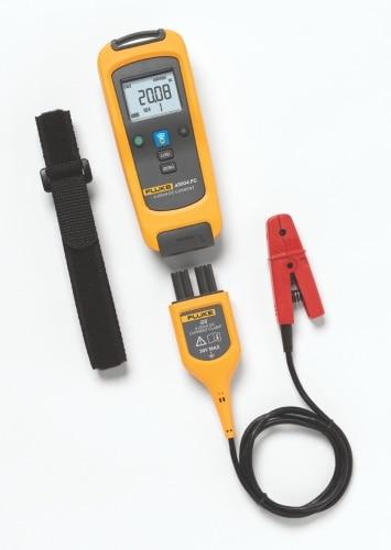 L0614fl - Fluke a3004 FC Wireless DC 4-20 mA Current Clamp Meter
