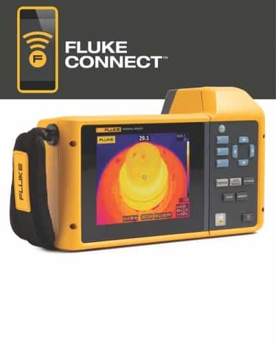 L0922fl - New Fluke TiX500 Expert Series Infrared Camera