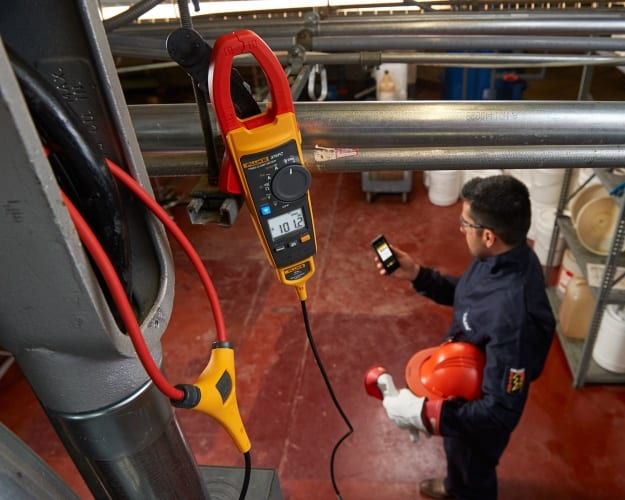 L1128fl - Fluke 376 FC Wireless Clamp Meters