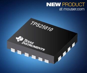 Print_TI TPS25810 DFP Controller